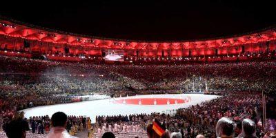 ¡Impresionante! Tokio presentó sus Juegos Olímpicos y el mundo quedó ansioso. Foto:Getty Images