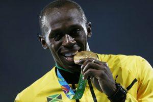 Las estrellas que no veremos en los próximos Juegos: Usain Bolt Foto:Getty Images