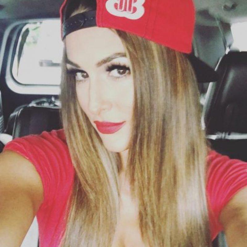 Las mejores imágenes de las redes sociales de Nikki Bella Foto:Instagram
