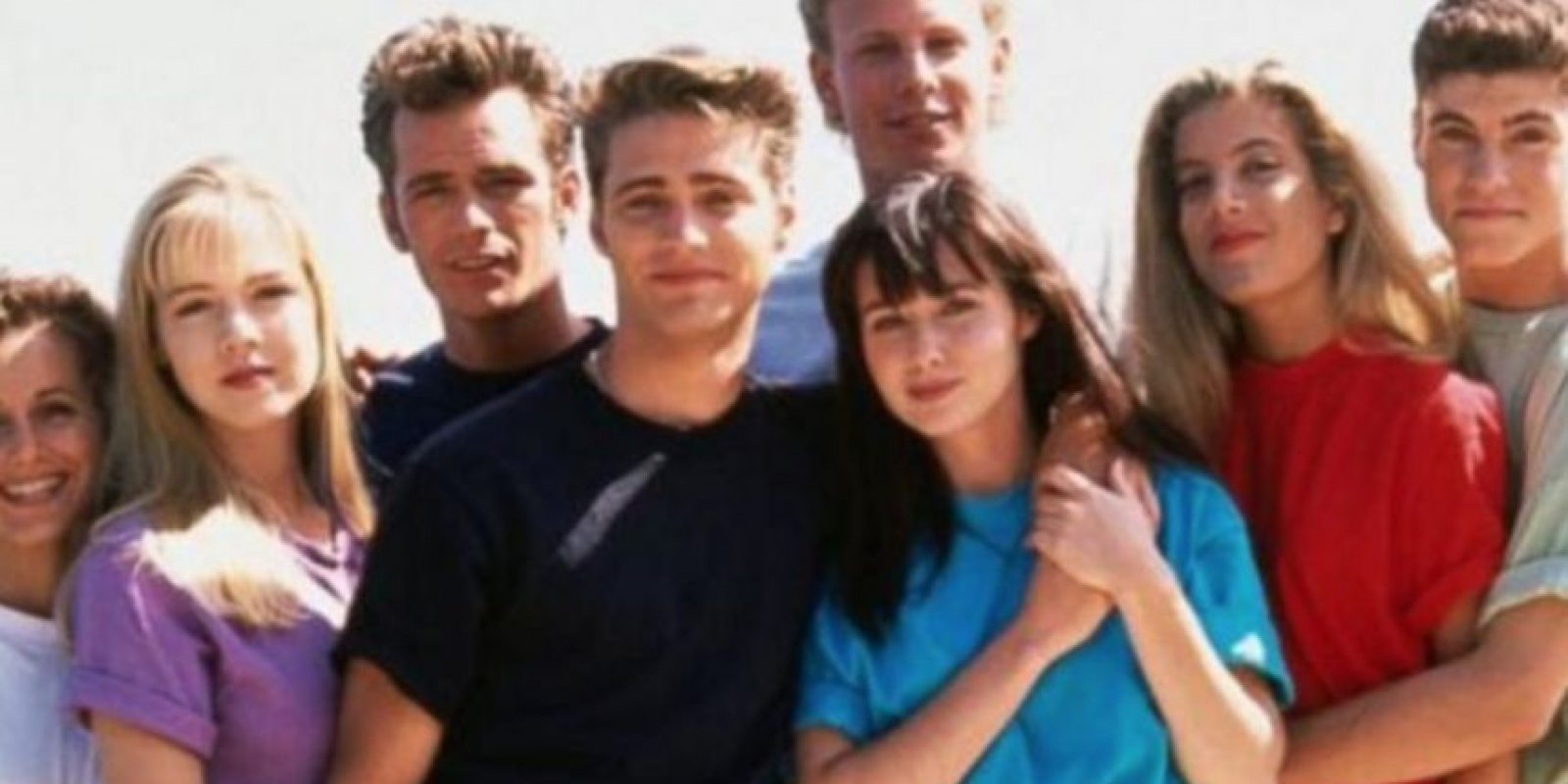Beverly Hills 90210 Foto:Getty Images