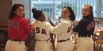 Entre las tres chicas sumaron 10 medallas olímpicas Foto:Instagram