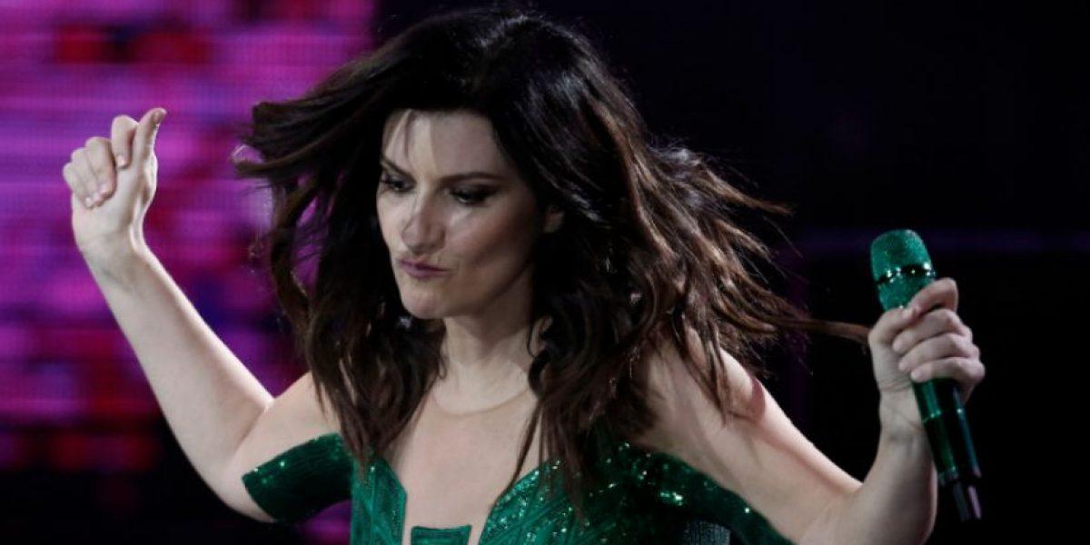 Laura Pausini cancela sus conciertos en Colombia