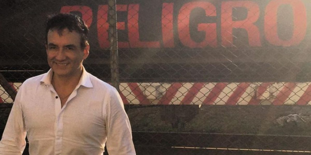 Sergio Barbosa pide a RCN no usar más su imagen