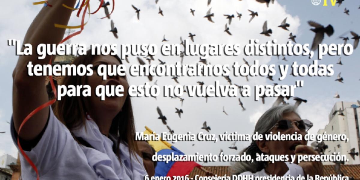 Frases De Victimas Del Conflicto Para Aprender A Perdonar