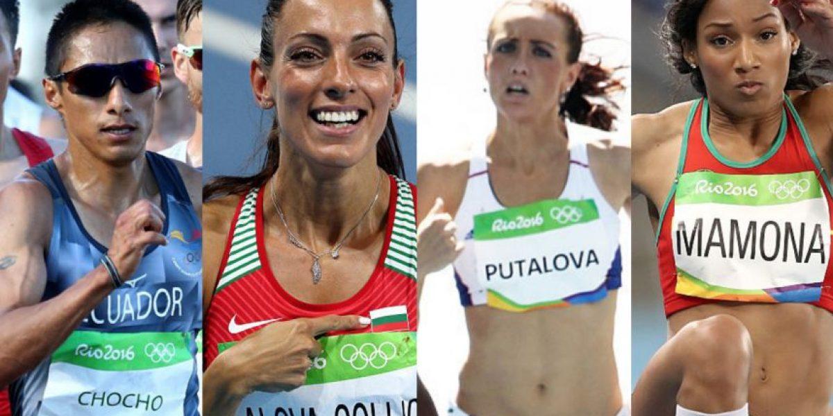 Río 2016: Los atletas que causaron gracias por sus nombres