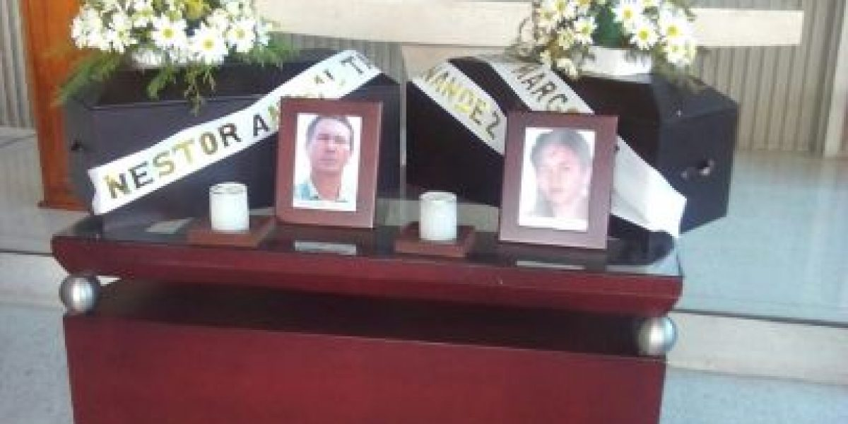 16 años después víctimas de la masacre de El Salado reciben restos de sus seres queridos
