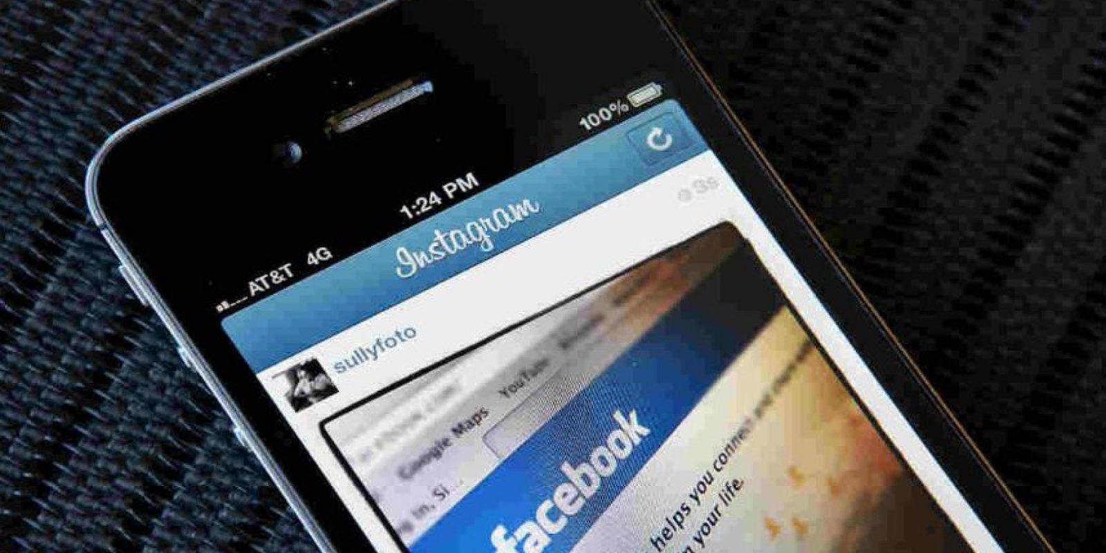 Instagram también ha imitado a Snapchat. Foto:Getty Images