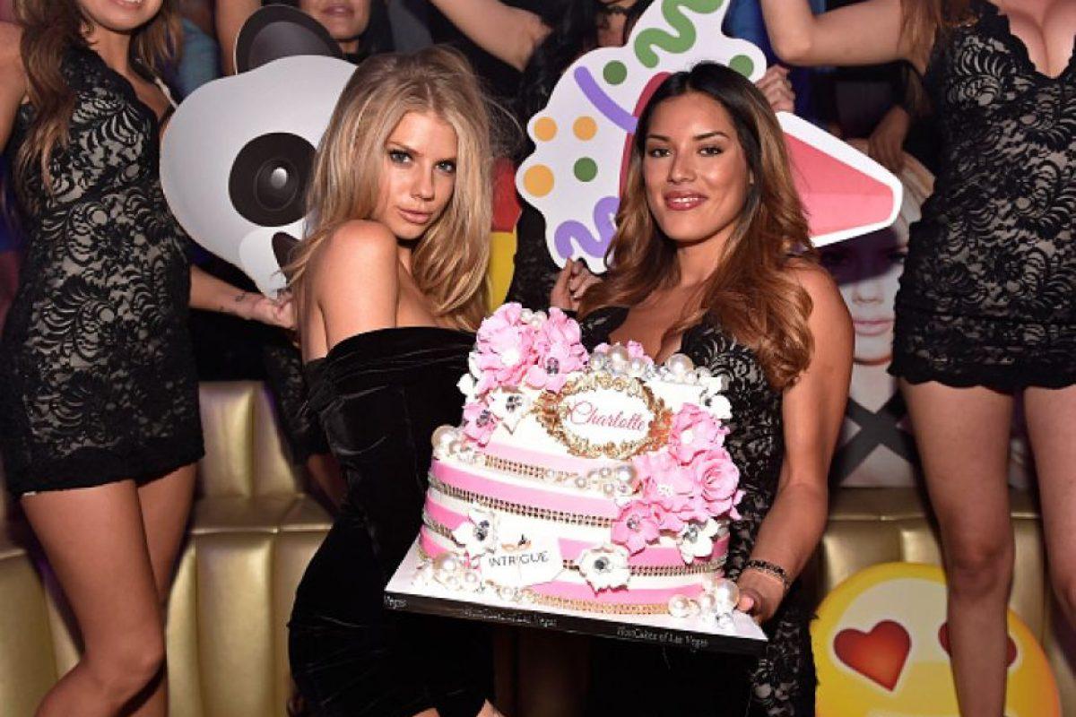 Fue una fiesta muy exclusiva Foto:Getty Images