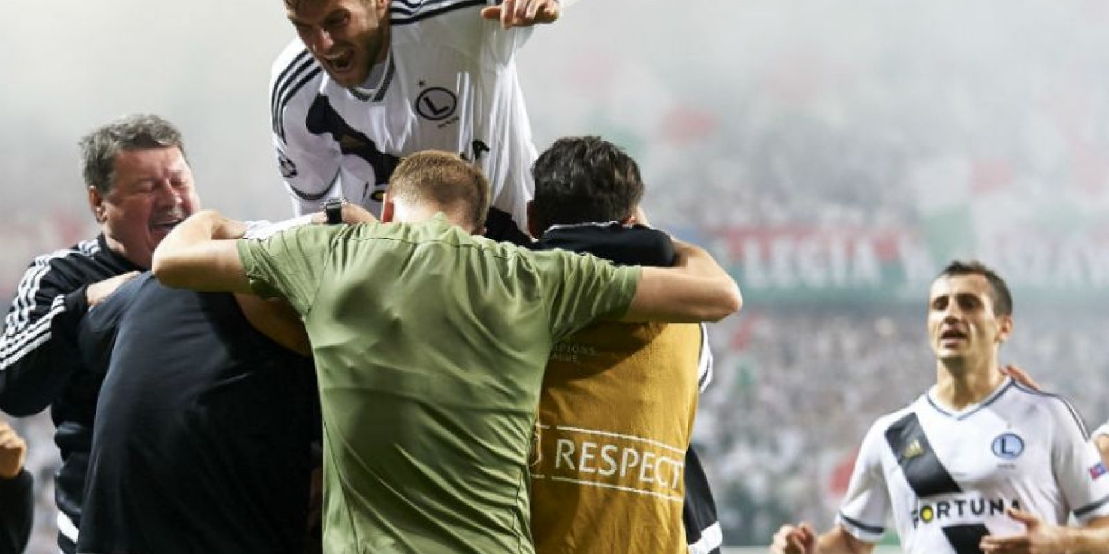 Legia de Varsovia (Polobia) Foto: Getty Images
