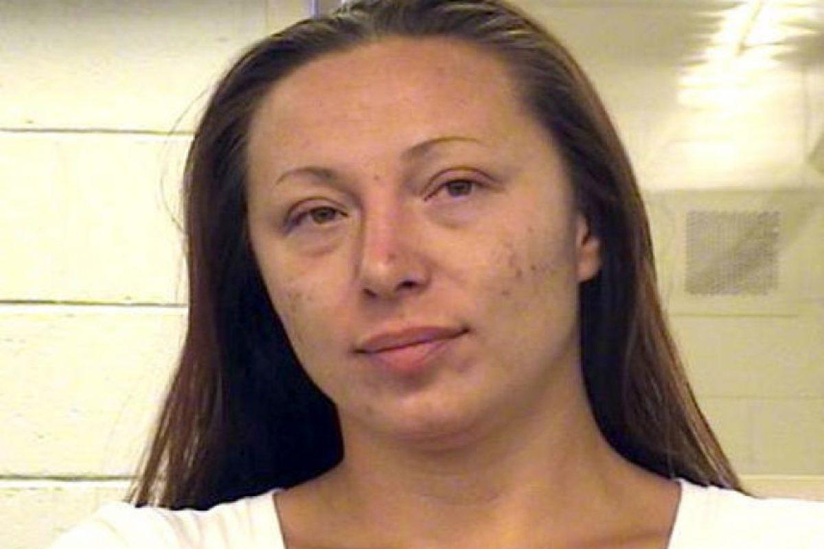 Jessica Kelly, prima de González Foto:AP
