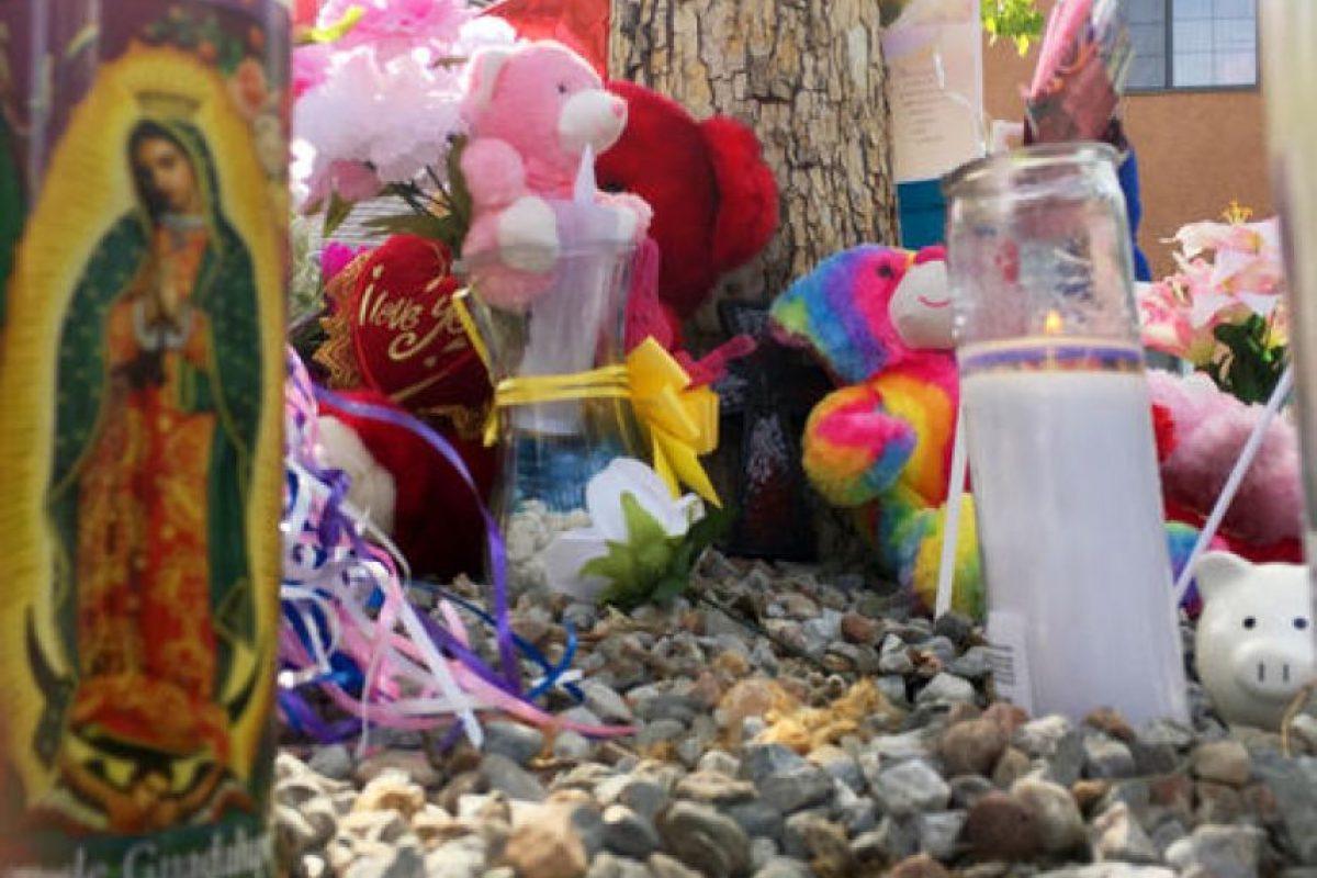 Un horriplante crimen enluta a Nuevo México Foto:AP
