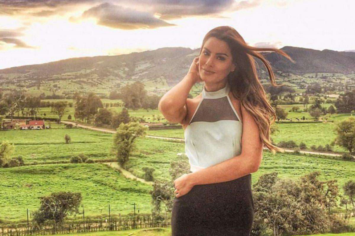 Foto:Instagram Ariadna Gutiérrez