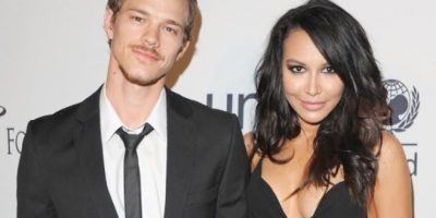 Ryan Dorsey y Naya Rivera Foto: Getty Images