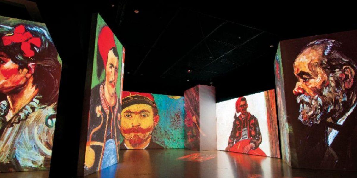 Van Gogh Alive: la locura del holandés vista desde otra perspectiva
