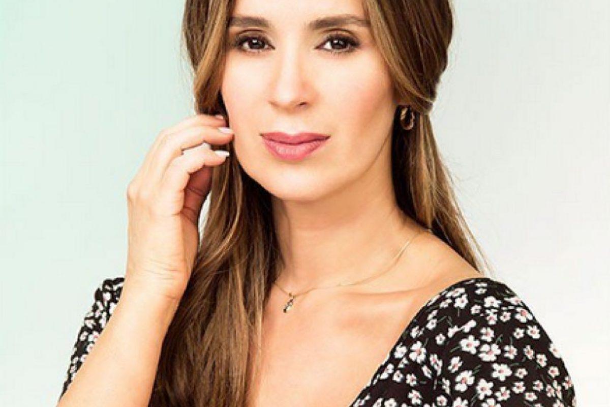 Catherine Siachoque es la mamá de las dos Catalina Foto:Prensa Caracol tv