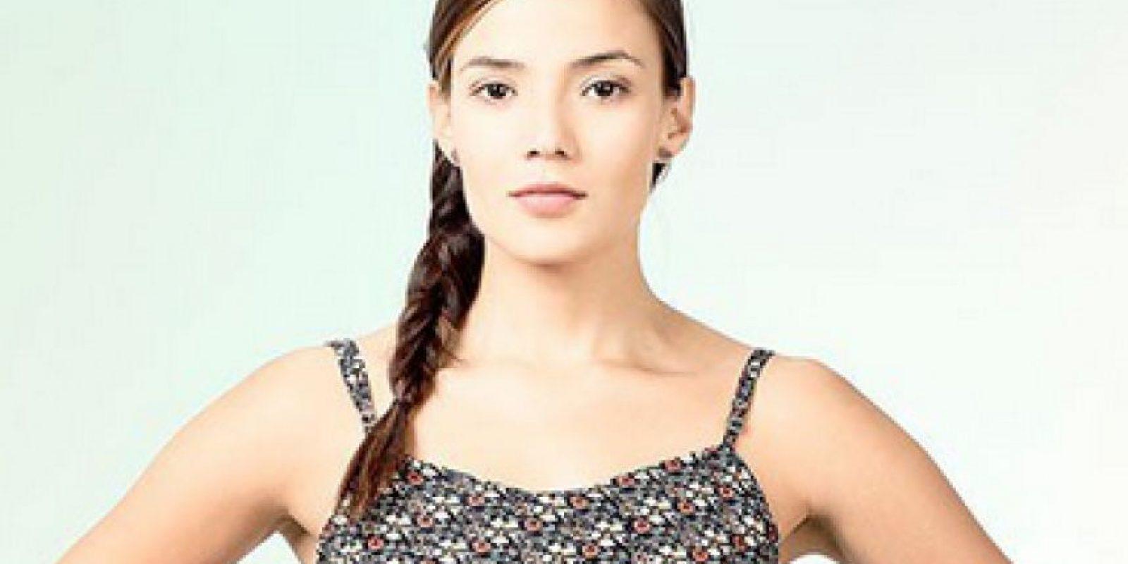Jennifer Arenas es Valentina. Foto:Prensa Caracol tv