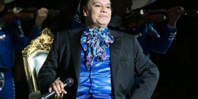 Se fue un ícono latinoamericano de la canción. Foto:Getty Images