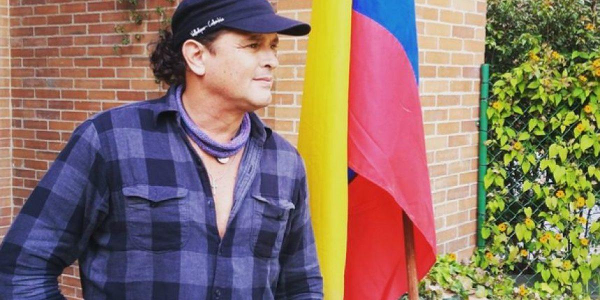 Carlos Vives habla por primera vez de las fotos de su hija para Soho