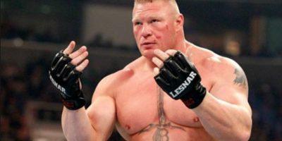 Bocke Lesnar tiene en Metallica a su grupo favorito, pero también escucha a Motley Crüe, AC/DC y Twisted Sister Foto:WWE