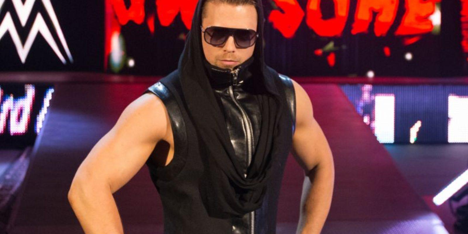 The Miz suele escuchar a Five Finger Death Punch, Bullet For My Valentine y Avenged Sevenfold Foto:WWE