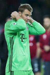 Portero: Manuel Neuer (Bayern Múnich / Alemania) Foto:Getty Images