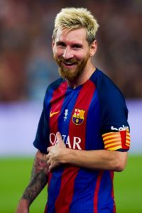 Lionel Messi (Barcelona / Argentina) Foto:Getty Images