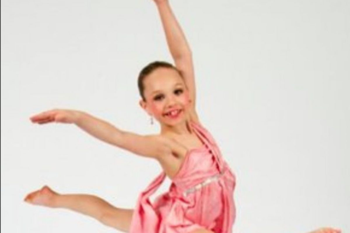 """El programa """"Dance Moms"""" comenzó en 2011. Foto:vía Lifetime"""