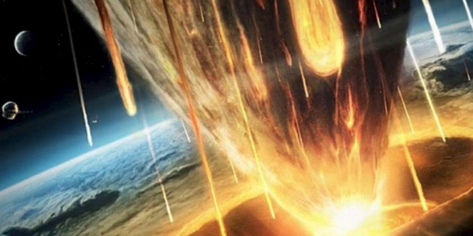 La especie humana se extinguiría por completo. Foto:Astroart