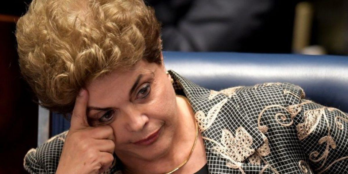 Con 61 votos, Dilma Rousseff es destituida en Brasil