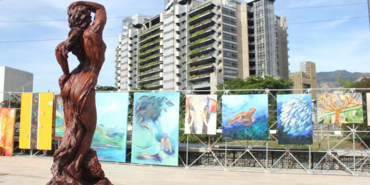Fotos: Conozca cómo quedó la etapa 1A de Parques del Río en Medellín