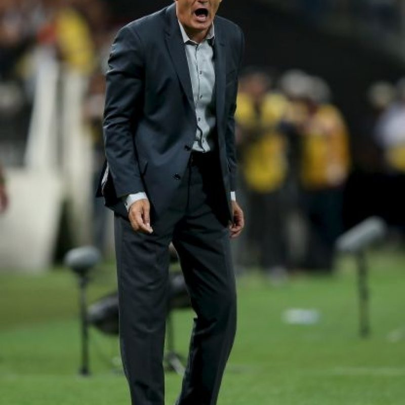 Tite es el nuevo DT de Brasil, que jugará ante Ecuador, el 1 de septiembre Foto:Getty Images