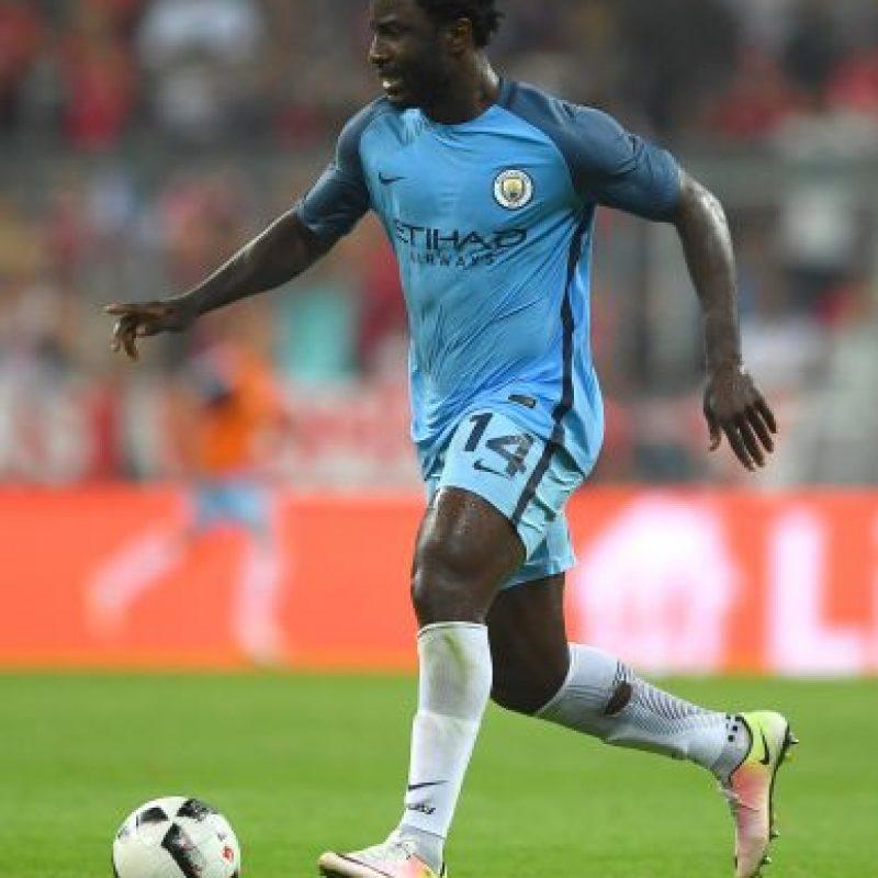 Wilfried Bony (32.3 millones de euros). Eterno suplente de Sergio Agüero en el City, podría emigrar al West Ham. Foto:Getty Images