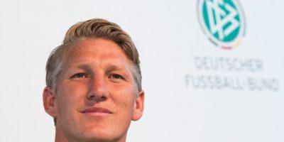 Y Bastian Schweinsteiger también dejarán a la Selección de Alemania, tras 12 años como internacionales Foto:Getty Images