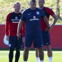 Sam Allardyce debutará en el banquillo de Inglaterra, en su visita a Eslovaquia Foto:Getty Images