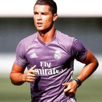 Miren algunos de los looks de Cristiano Ronaldo