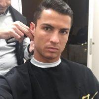 Cristiano Ronaldo gusta de cambiar de look constantemente Foto:Instagram