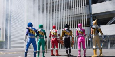 Ha sido transmitida en diversas cadenas como Fox Kids, ABC Kids y Disney XD Foto:Facebook.com/powerrangers