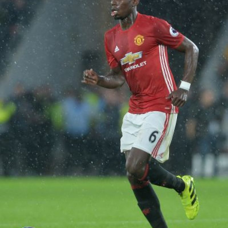 1. Paul Pogba. 120 millones de euros pagó Manchester United a Juventus Foto:Getty Images