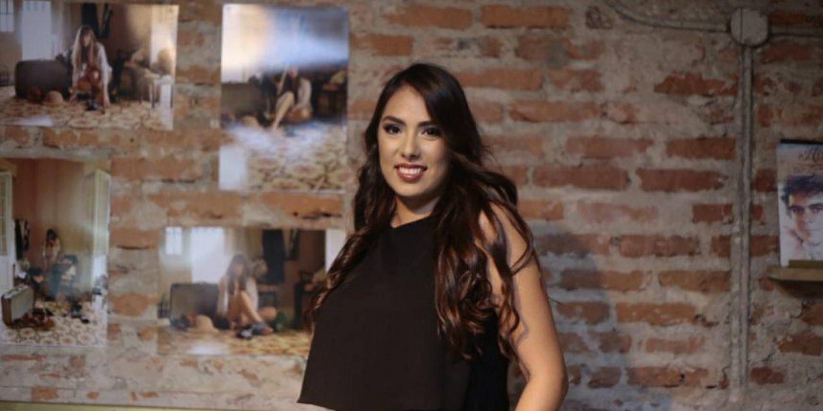 Daniella de Biase, la expositora de fotografías de Prado Rosa. Elementos que no se habían publicado desde el 2011, se dan a conocer en el Indie Week. Foto:Valerie Amor