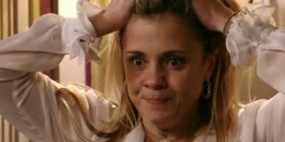Pero eso le valió ser una de las villanas de telenovela clásica. Foto:Rede Globo
