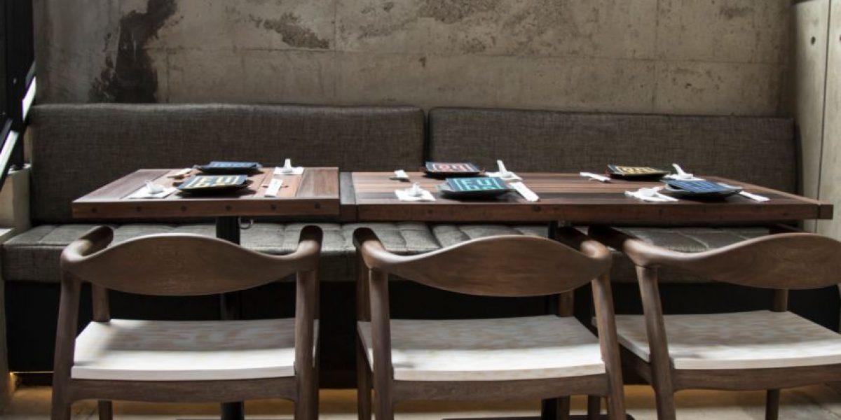 De taller mecánico a restaurante de cocina asiática en Bogotá, así es Fudō