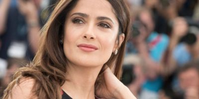 Su nombre completo es Salma Hayek Jiménez Foto:Getty Images