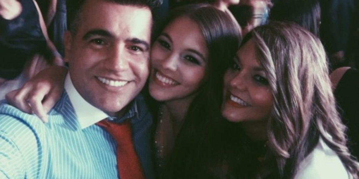 Sofía, la hermosa hija de Carlos Calero que impacta las redes sociales