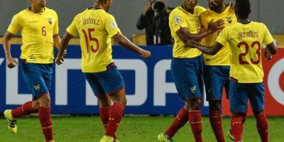 Ecuador y Chile abrirán los fuegos de la novena fechas de las Clasificatorias rumbo aa 2018. Foto:AFP