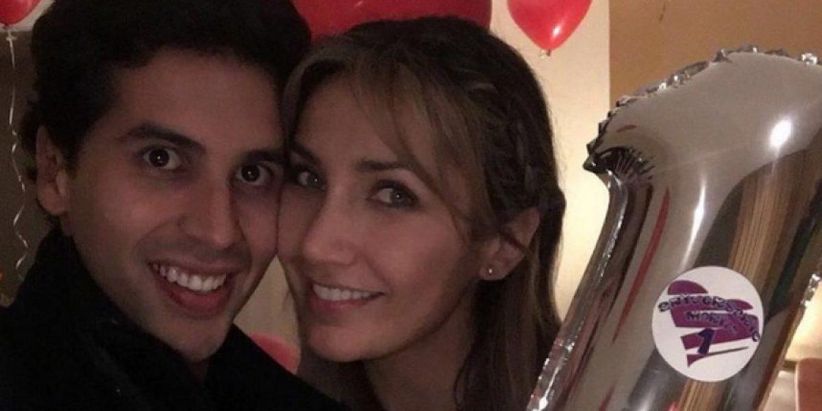 Brian Moreno y Adriana Betancur protagonizan discusión en público
