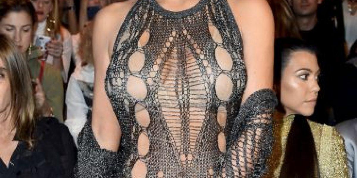Kim Kardashian sufre asalto a mano armada en París