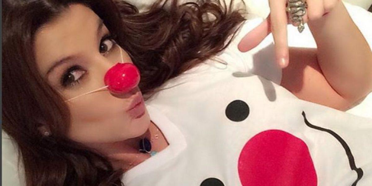 Carolina Cruz repite como presentadora de Colombia
