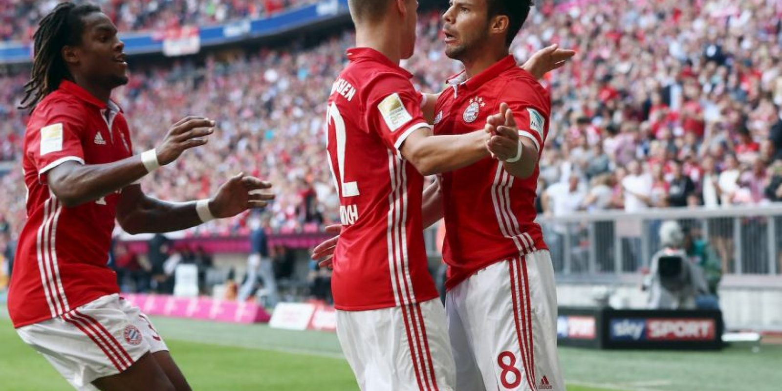 9.- Bayern Munich (357 millones) Foto: Getty Images