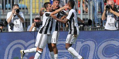 7.- Juventus (395 millones) Foto:Getty Images