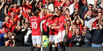 1.- Manchester United (718 millones) Foto: Getty Images